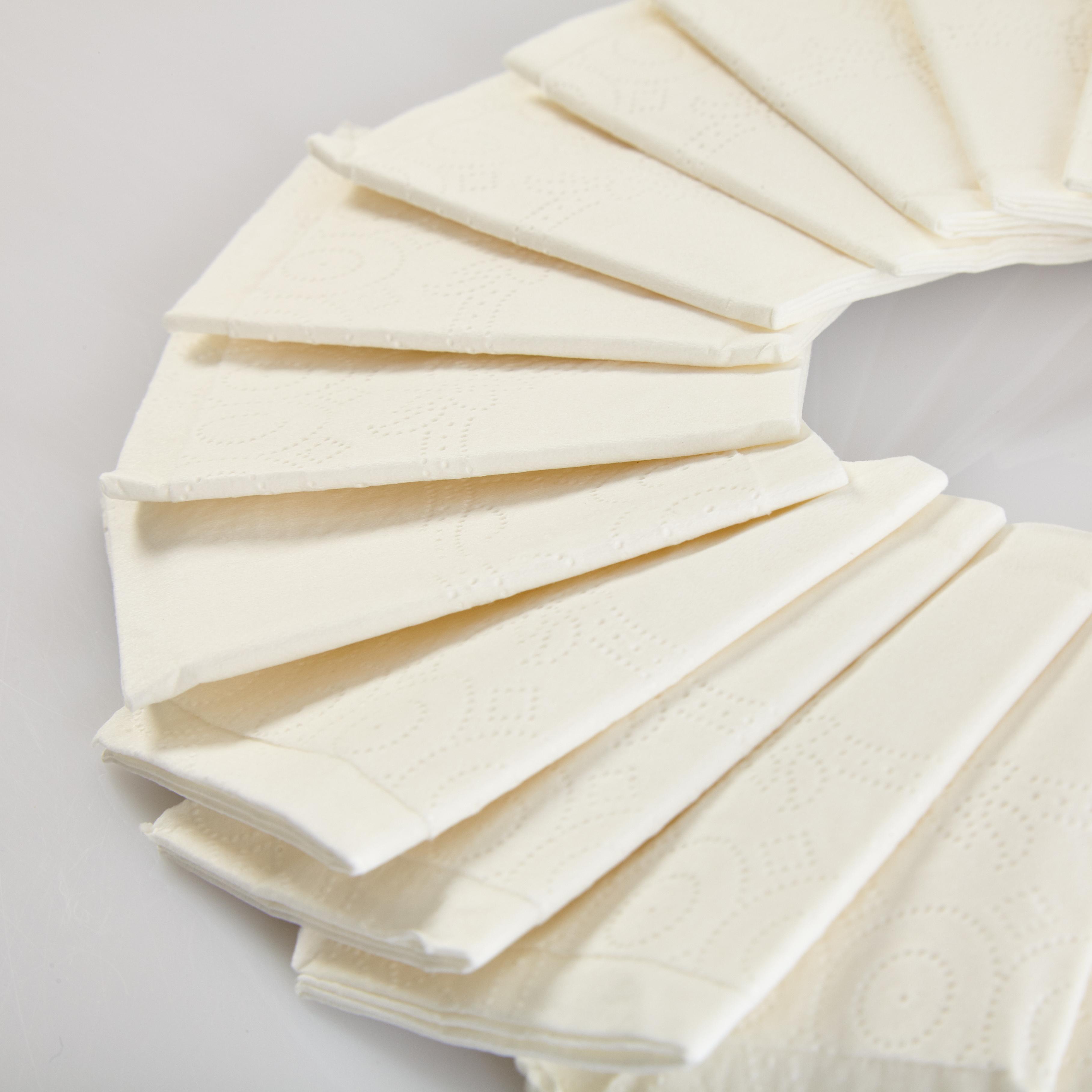 Bambuswald Taschentücher 100% Bambus 360 Stück