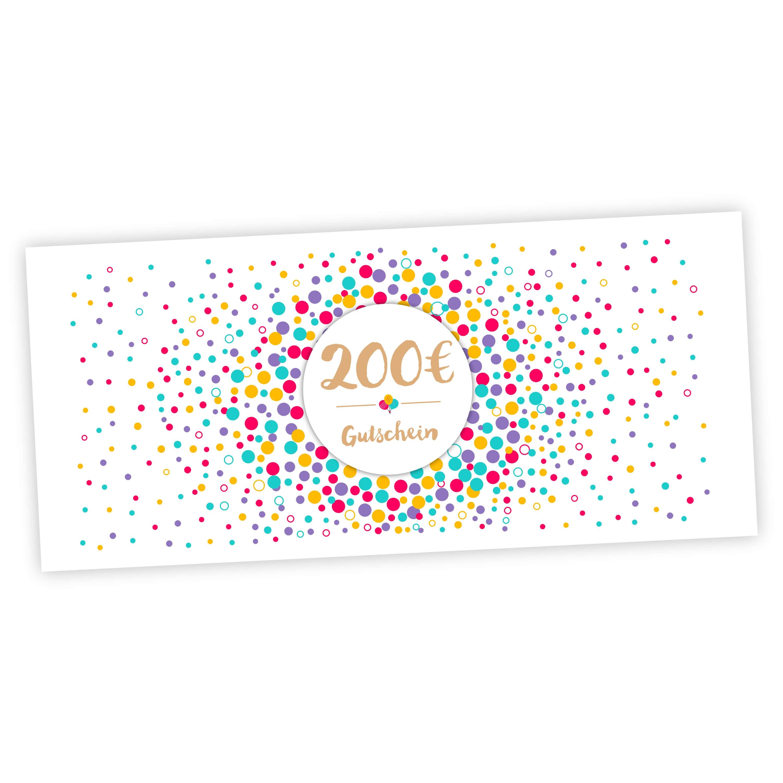 Ananas Geschenkgutschein 200€