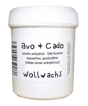 Avo&Cado Wollwachs 100g