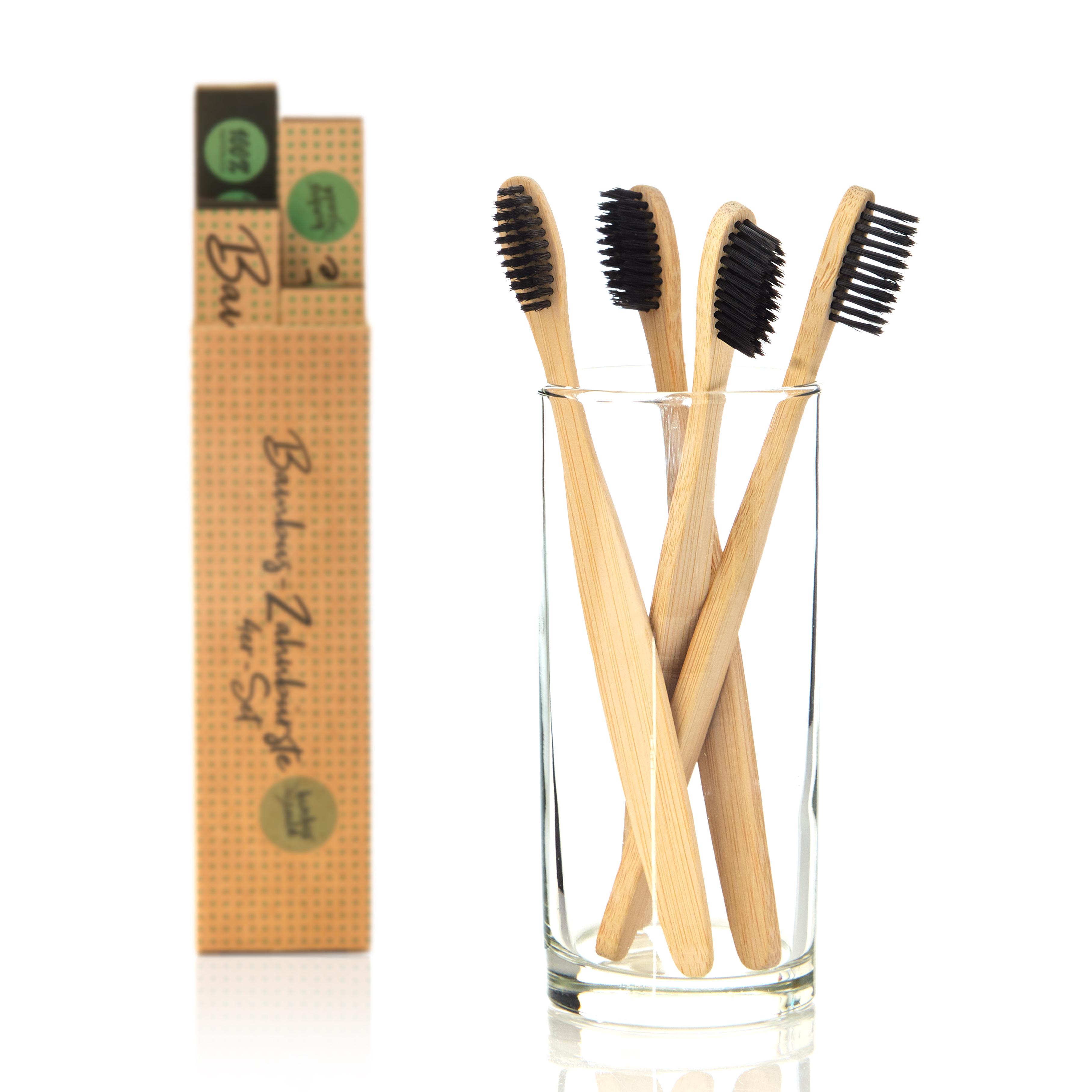 Bambuswald Bambus Zahnbürste