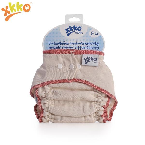 XKKO Höschenwindel Bio-Baumwolle Größe M