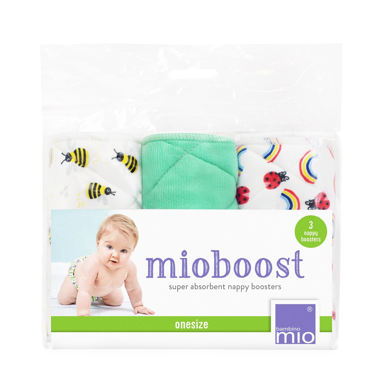 Bambino Mio Mioboost Saugeinlagen 3 Stück