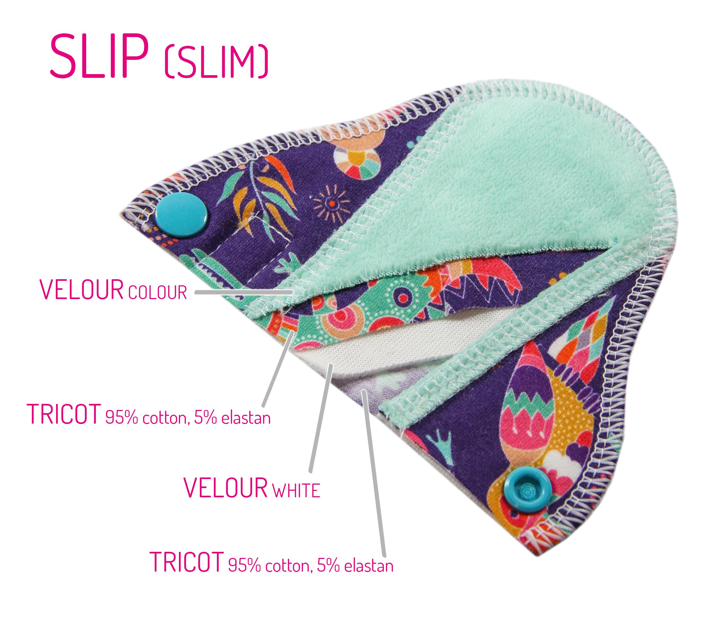 Petit Lulu Slipeinlage Slim 1 Stück