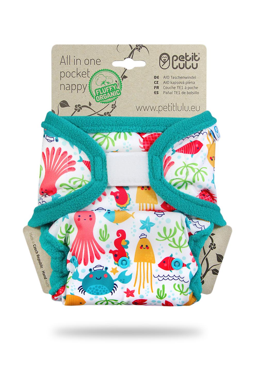 Petit Lulu All-in-One Fluffy Organic