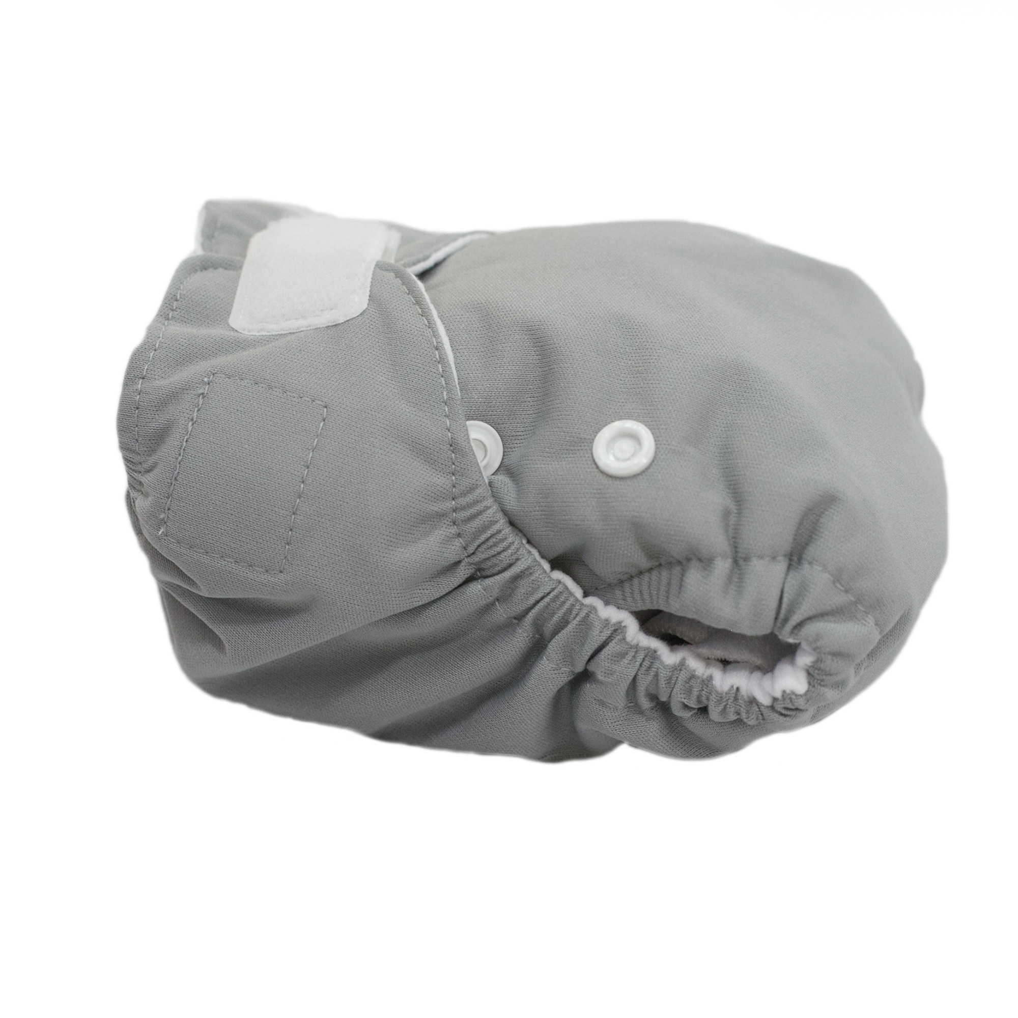 Thirsties Natural All-in-One Newborn mit Klettverschluss