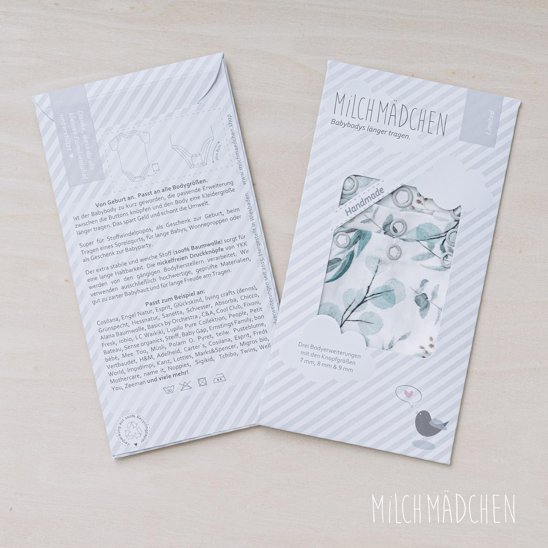 Milchmädchen Bodyerweiterung 3er-Set