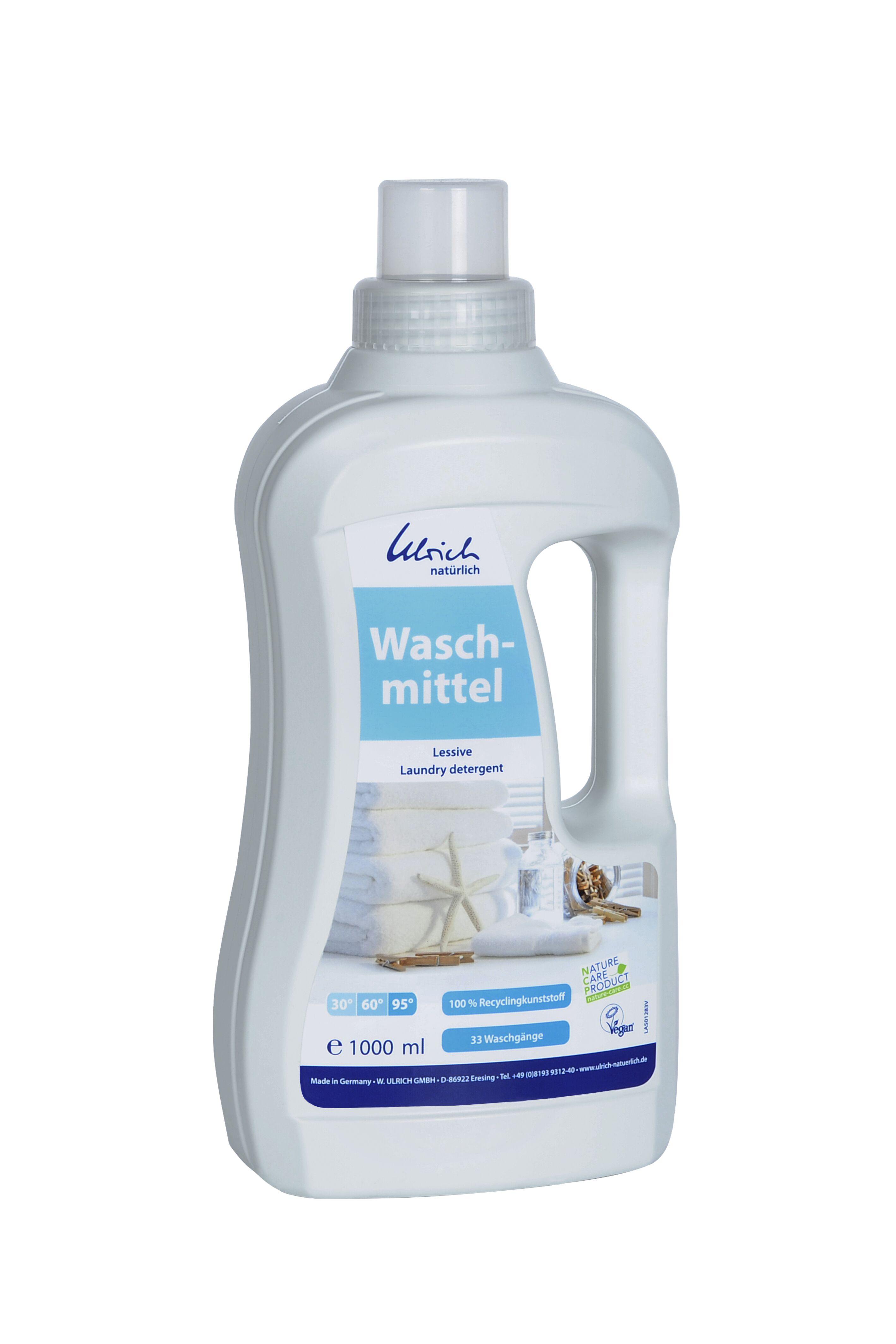Ulrich natürlich Waschmittel flüssig