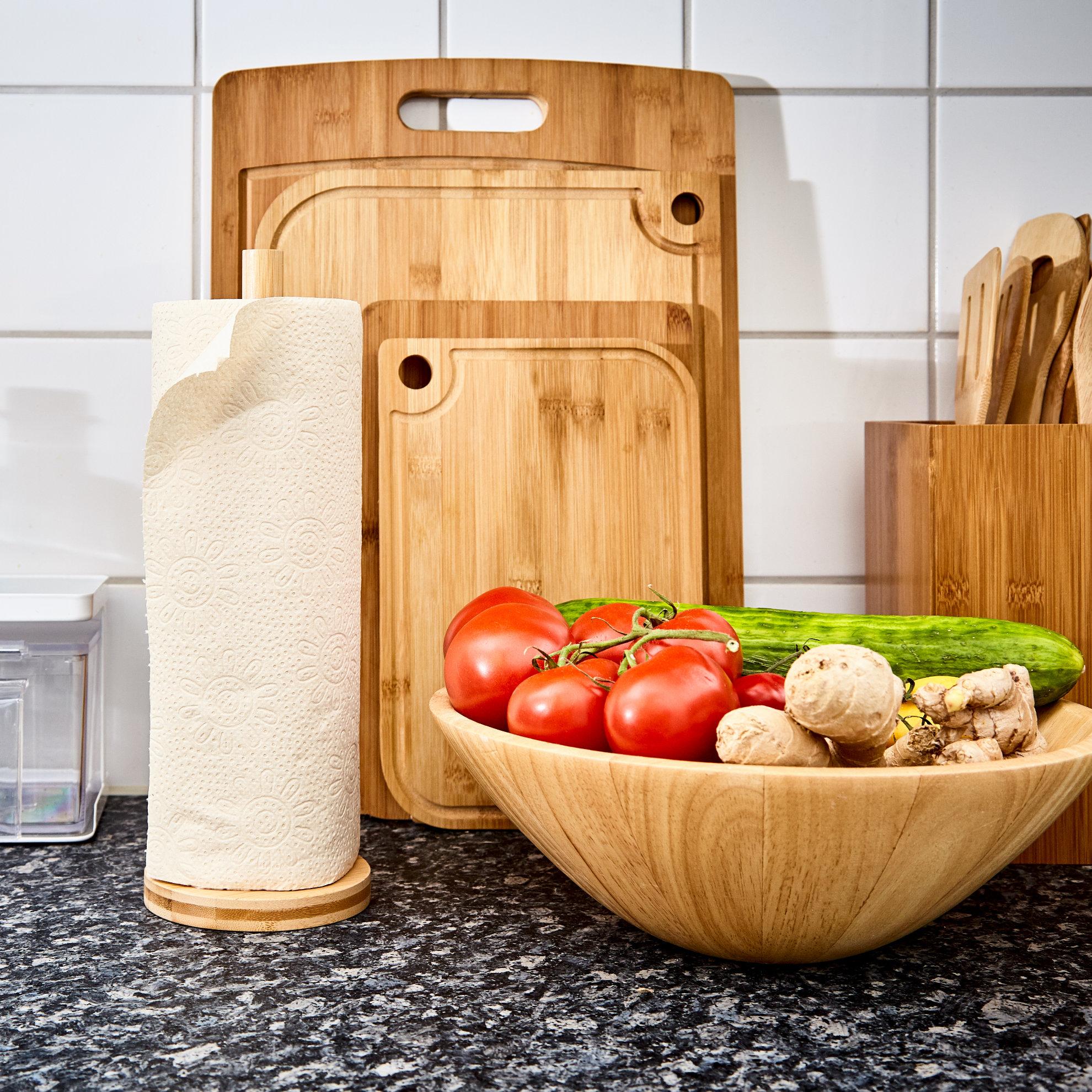 Bambuswald Küchenrolle 100% Bambus 3 Rollen