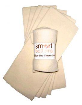 Smart Bottoms Stay Dry Liners 5 Stück