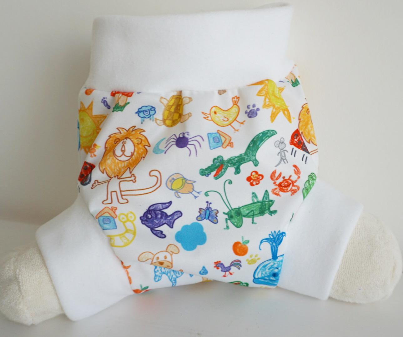 I heart cloth diapers Schlupfüberhose
