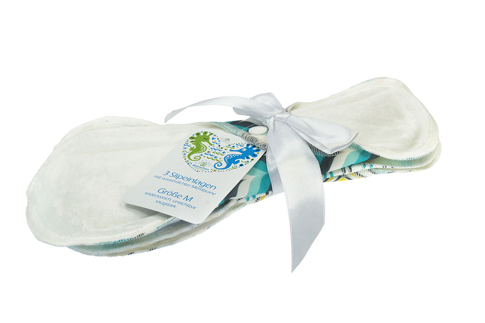 Blümchen Slipeinlagen Butterflypads 3 Stück