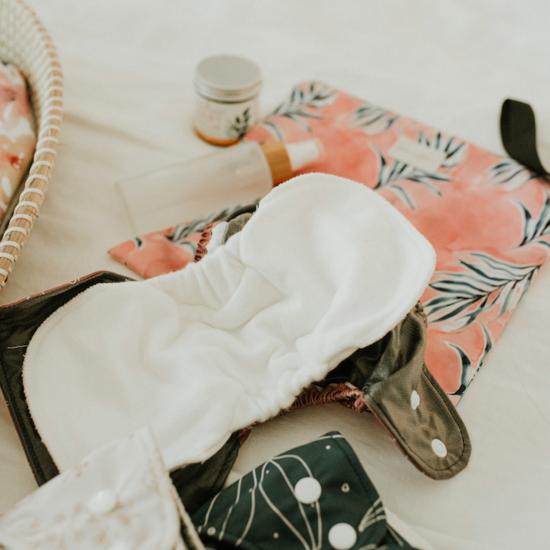 BARE and Boho Saugeinlage Snap-in One Newborn