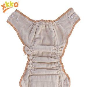 XKKO Höschenwindel Bio-Baumwolle Größe S