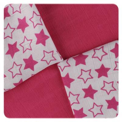 Stars magenta