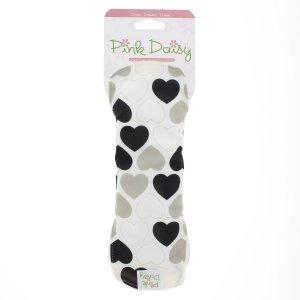 Pink Daisy Stoffbinden Größe S