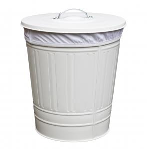 WeeCare Pail Liner Design Weiß