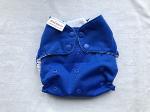 Blueberry Deluxe Pocketwindel