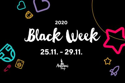 Die Black Week 2020 bei Ananas
