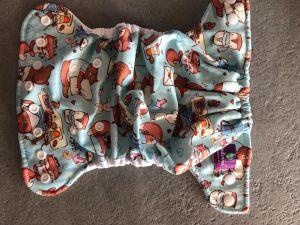 Milovia Überhose Newborn